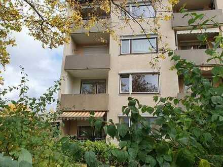 Zentral und naturnah - 3-Zimmer-Wohnung zum Kauf in Pfullingen