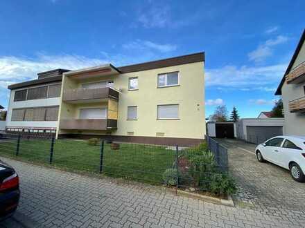Modernisierte 5-Zimmer-Wohnung mit Balkon in Karlsruhe