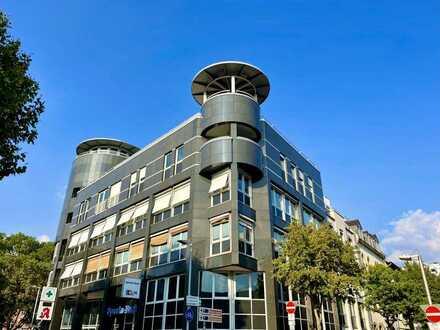 Penthouse-Wohnung mit großzügigen Terrassen