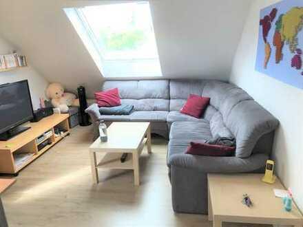 Schöne, 2,5-Zimmer-DG-Wohnung in Braunschweig Lehndorf