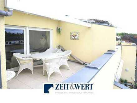 RARITÄT! Erftstadt-Liblar! Penthousewohnung mit großer Dachterrasse bei 155 m² Wohnfläche! (OK 3891)