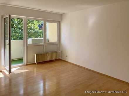 2-Zimmer-Wohnung mit Balkon und Einbauküche in Bamberg