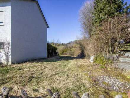 Sofort startbereit: Grundstück in Donzdorf-Reichenbach mit genehmigter Planung für ein 3-Fam.haus