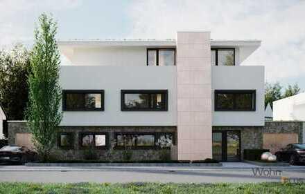 Exklusive Penthouse Wohnung 3 Zimmer mit großer Terrasse und Blick auf den Rhein