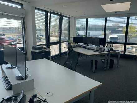 Gut geschnittene Büroeinheit mit Erweiterungspotenzial