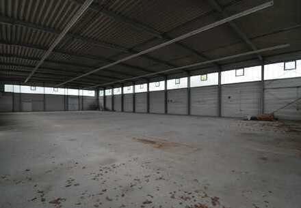 Heiligengrabe, ca. 3.500 m² teilbare Lagerfläche zu vermieten