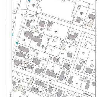 Besser geht es nicht ---- 2 Bauplätze im Zentrum von Ganderkesee-Bookholzberg