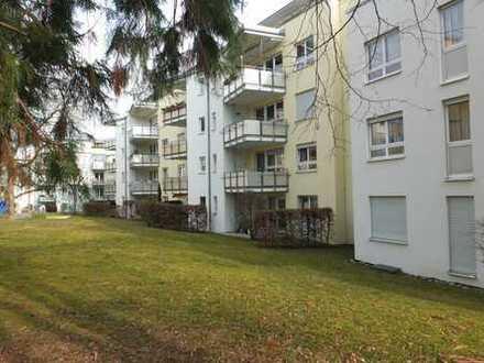 """Seniorenresidenz """"Bräuchle Park"""" - 2 Zimmer Terrassenwohnung"""