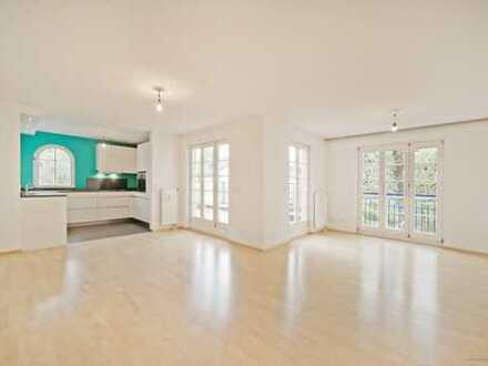Eigennutzer - helle, moderne, ruhig gelegene und gut geschnittene 3-Zimmer-Wohnung mit zwei Balkonen
