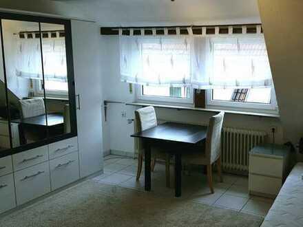 Nette, helle 1-Zimmerwohnung zur Untermiete bis Ende 2020, Warmmiete