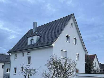 Lichtdurchflutete 4 Zimmer Wohnung in Ulm, Safranberg