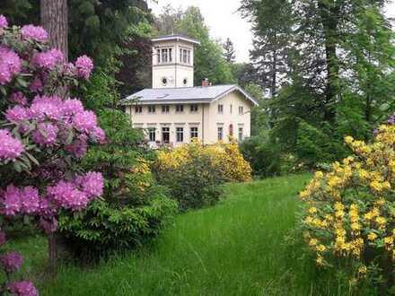 Schöne vier Zimmer Denkmal Appartementwohnungen im Biedermeierhaus am Schwedenpark
