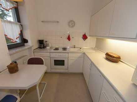 Attraktives 1-Zimmer-Appartment mit Balkon und EBK in Bad Rodach im Kurgebiet nähe Thermalbad
