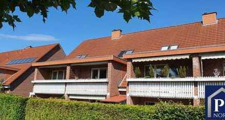 Viel Raum für eigene Kreativität - helle Maisonettewohnung in Kiel-Wik