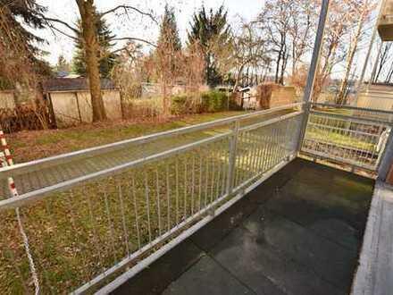 Altersgerechte Eigentumswohnung mit Süd-Balkon in ruhiger Wohnlage!