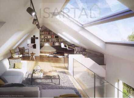 Gestalten Sie Ihren 7-Zi-Penthouse Traum mit Privatlift und herrlicher Balkoterrasse in bester Lage!
