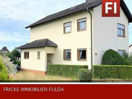 Gemütliches Einfamilienhaus in Fulda-Sickels