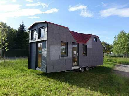 Tiny-House. Weniger ist mehr.