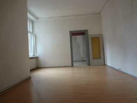 3 Zimmerwohnung - Tageslicht Duschbad - Einbauküche - Balkon - ca. 96 m² - 1.187€ zzgl. Heizkosten