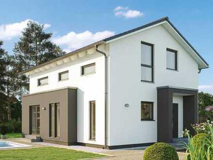 Bezugsfertiges Haus mit dem Bau kann sofort begonnen werden