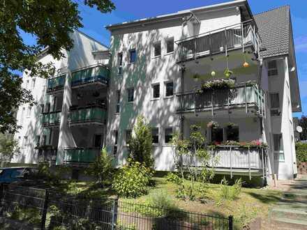 Attraktive 3-Zimmer-Maisonette-Wohnung im DG mit Balkon in Hohen Neuendorf
