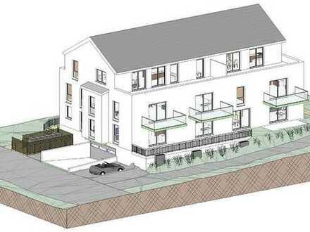 3 Zimmerwohnung in neuem 8-Familienhaus in Nagold!