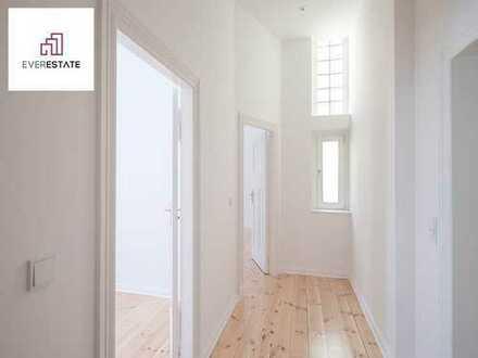 Provisionsfrei: Traumhafte 5-Zimmer-Wohnung im Gründerzeitbau