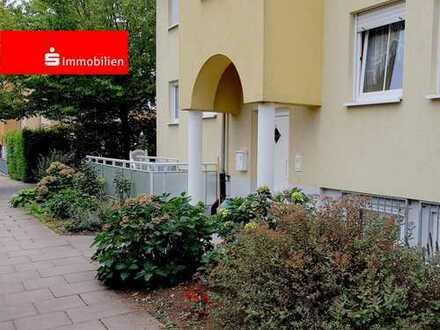 KAPITALANLAGE - Haus in Haus! 3-Zimmerwohnung mit großer Terrasse in Feldrandlage