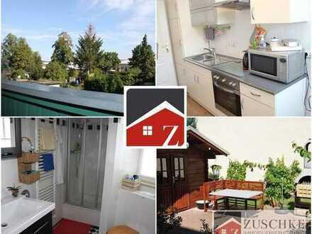 Ihre 2-Raumwohnung mit Einbauküche in Bautzen