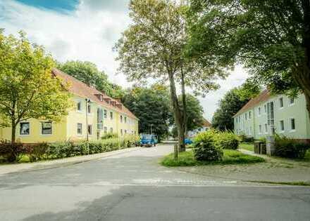 Erdgeschosswohnung mit direktem Terrassenzugang: 1. Monat mietfrei! Familienwohnung im Grünen