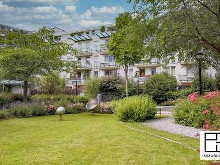 Rarität! - 2-Zimmer Wohnung in Bestlage von Alt-Bogenhausen