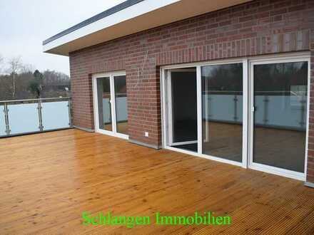 Objekt Nr: 00/678 Erstbezug - Hochwertige Penthousewohnung m. Dachterrasse in Barßel / Harkebrügge