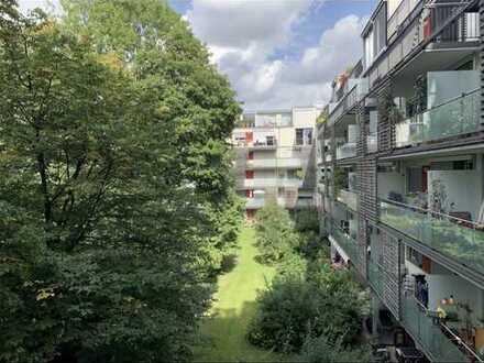 Zentrale 1-Zimmer-Wohnung mit EBK in München