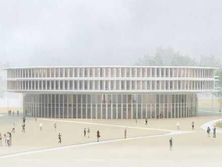 Neubau: Über 6.000 m² Bürofläche exklusiv über CUBION!