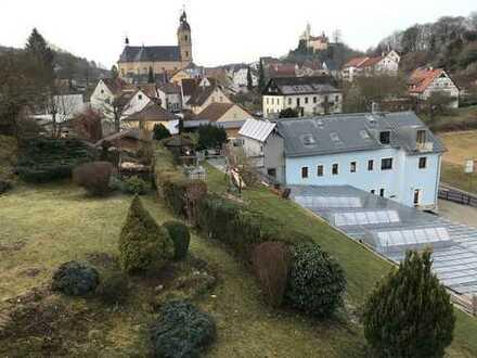 Helle, gepflegte 3-Zimmer-Wohnung zur Miete in Gößweinstein