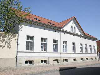 Praktische 3 Raum Wohnung in Altenweddingen