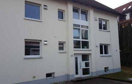 Schöne, geräumige 3 -4 Zimmer Wohnung mit 2 Balkonen (Kreis), Cadolzburg