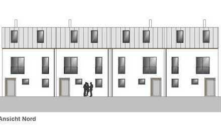 Neubau Reihenmittelhaus