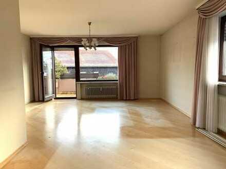 Großzügige 3,5 Zimmer Wohnung mit schönem Balkon in guter Lage von Dachau
