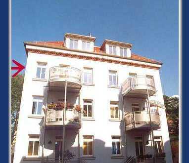 Gut ausgestattete zwei Zimmer Wohnung in Leipzig, Gohlis-Mitte