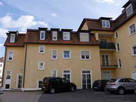3-Zimmer Wohnung mit Balkon in Kulmbach