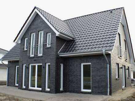 Neubauvorhaben in Delmenhorst mit (Landhaus-) Stil
