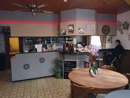 Restaurant komplett eingerichtet / Provision frei