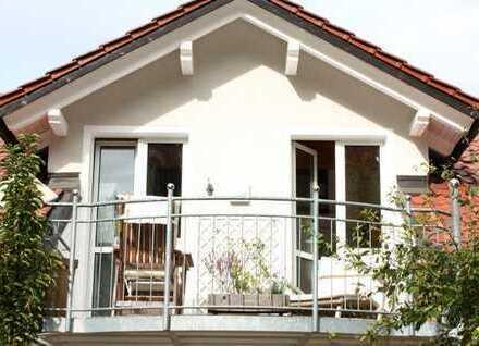 Sonnige 3-Zimmer-Terrassenwohnung direkt am Perlacher Forst