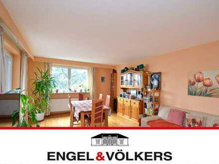 3-Zimmer-Wohnung im Westen von Ettlingen!