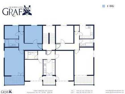 vermietete 2-Zimmer-Eigentumswohnung in grüner Lage in Reinickendorf