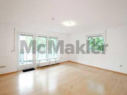 Zentrumsnah wohnen in München: Attraktive 2-Zi.-Whg. mit 2 Balkons für Singles oder Paare