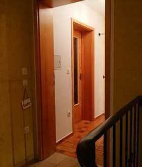 Freundliche 2,5-Zimmer-DG-Wohnung mit Balkon und EBK in Gunzenhausen