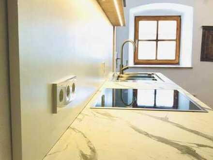 Hochwertige Wohnungen o. Haus möbiliert