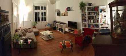 Modernisierte 3-Zimmer-Wohnung mit Balkon in Karlsruhe